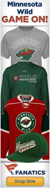 Shop for official 2011 Minnesota Wild Team Gear at Fanatics