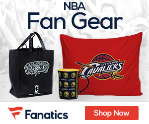 Shop for NBA Fan Gear at Fanatics!