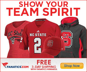 Shop for NC State Wolfpack Gear at Fanatics!