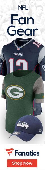Shop for NFL Team Gear at Fanatics!