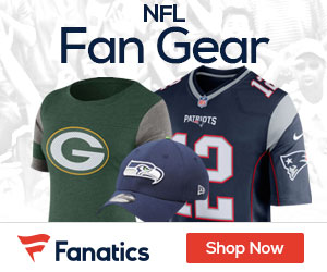 Shop for NFL Fan Gear at Fanatics!