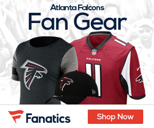 Shop the newest Atlanta Falcons fan gear at Fanatics!