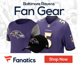 Shop the newest Baltimore Ravenes fan gear at Fanatics!