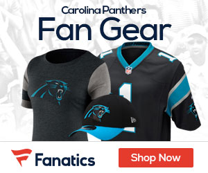 Shop the newest Carolina Panthers fan gear at Fanatics!