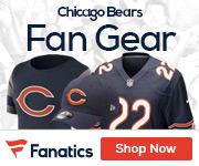 Shop the newest Chicago Bears fan gear at Fanatics!
