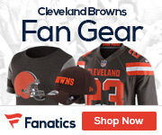 Shop the newest Cleveland Browns fan gear at Fanatics!