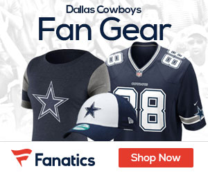 Shop the newest Dallas Cowboys fan gear at Fanatics!