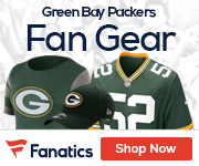 Shop the newest Green Bay Packers fan gear at Fanatics!