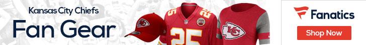 Shop the newest Kansas City Chiefs fan gear at Fanatics!