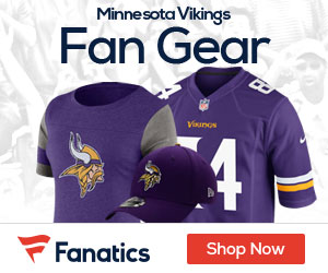 Shop the newest Minnesota Vikings fan gear at Fanatics!