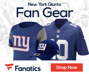 New York Giants Merchandise