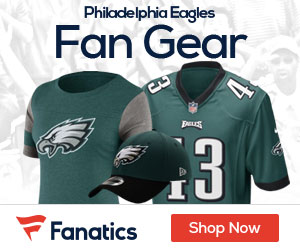 Shop the newest Philadelphia Eagles fan gear at Fanatics!