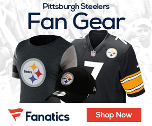 Pittsburgh Steelers Merchandise