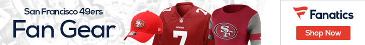 Shop the newest San Francisco 49ers fan gear at Fanatics!