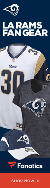Shop the newest Los Angeles Rams fan gear at Fanatics
