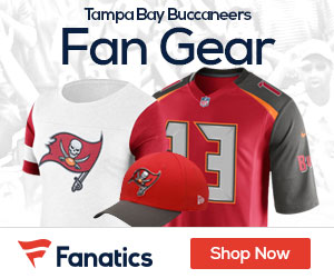 Shop the newest Tampa Bay Buccaneers fan gear at Fanatics!