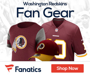 Shop the newest Washington Redskins fan gear at Fanatics!