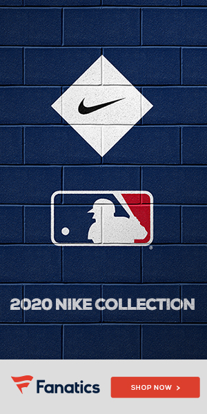 Gear up for the 2020 MLB Season with new gear from Nike