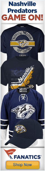 Shop for official 2011 Nashville Predators Team Gear at Fanatics