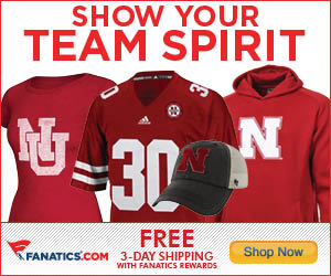 Shop for Nebraska Cornhuskers Gear at Fanatics!