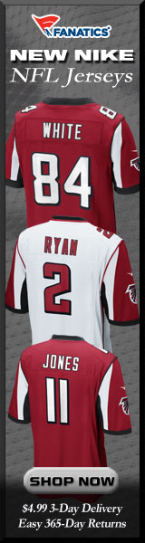 Shop Atlanta Falcons new NFL Nike Jerseys at Fanatics!