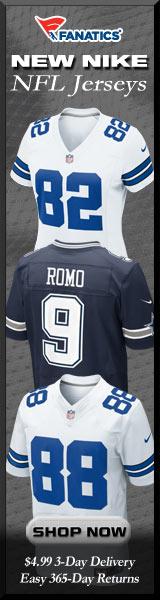 Shop Dallas Cowboys new Nike NFL Jerseys at Fanatics!
