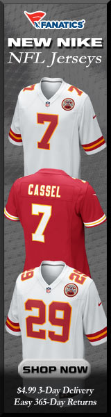 Shop Kansas City Chiefs new NFL Nike Jerseys at Fanatics!
