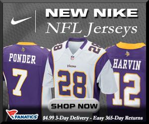 Shop for 2012 Nike Minnesota Vikings Jerseys at Fanatics