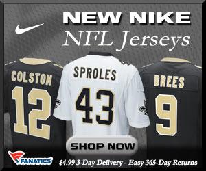 Shop for 2012 Nike New Orleans Saints Jerseys at Fanatics