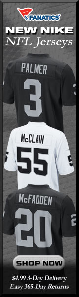 Shop for 2012 Nike Oakland Raiders Jerseys at Fanatics