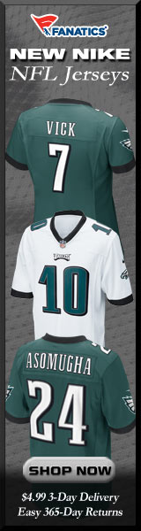 Shop for 2012 Nike Philadelphia Eagles Jerseys at Fanatics