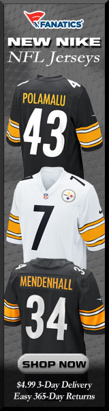 Shop for 2012 Nike Pittsburgh Steelers Jerseys at Fanatics