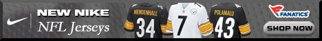 Shop for 2014 Nike Pittsburgh Steelers Jerseys at Fanatics
