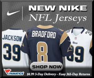 Shop for 2012 Nike St Louis Rams Jerseys at Fanatics