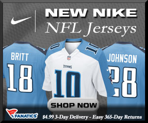 Shop for 2012 Nike Tennessee Titans Jerseys at Fanatics