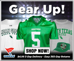 Shop for North Texas Mean Green Gear at Fanatics!