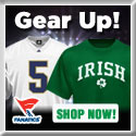 Shop for Notre Dame Fighting Irish Gear at Fanatics!