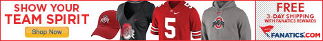 Shop for Ohio State Buckeyes Gear at Fanatics!