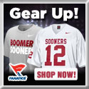 Shop for Oklahoma Sooners Gear at Fanatics!
