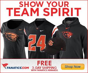 Shop for Oregon State Beavers Gear at Fanatics!