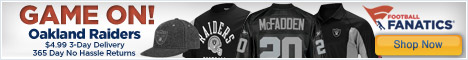 Shop for official 2011 Reebok Oakland Raiders Sideline Gear at Fanatics