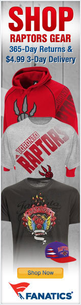Shop for Official Toronto Raptors Team Gear at Fanatics!