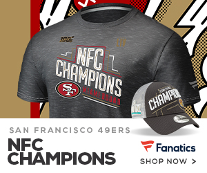 San Francisco 49ers NFC Champs