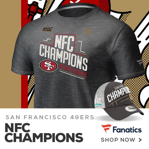 San Francisco 49ers NFC Champs