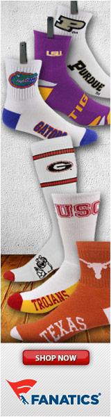 Shop your favorite college team