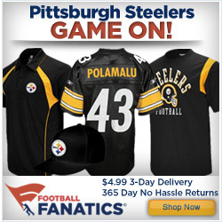 Shop for official 2011 Reebok Pittsburgh Steelers Sideline Gear at Fanatics