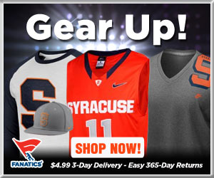 Shop Syracuse Orange basketball gear at Fanatics!