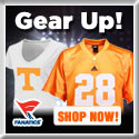 Shop Tennessee Volunteers Gear at Fanatics!