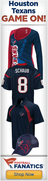Shop for official 2011 Reebok Houston Texans Sideline Gear at Fanatics