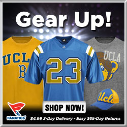 Shop for UCLA Bruins Gear at Fanatics!